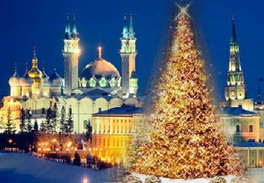 Новогодний тур в Казань из Саратова